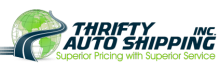 THRIFTY AUTO SHIPPING